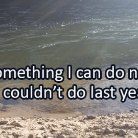 Writing Prompt for April 24: Something I Can Do Now