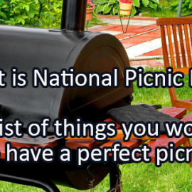 Writing Prompt for August 7: Picnic