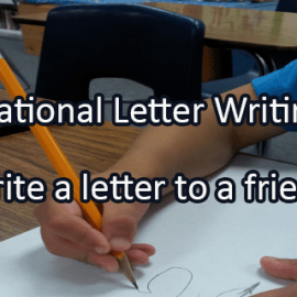 Writing Prompt for January 12: Letters