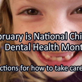 Writing Prompt for February 15: Dental Health
