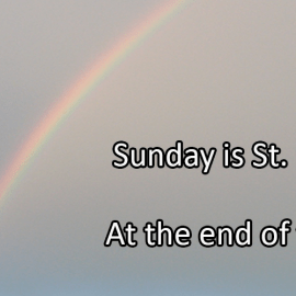 Writing Prompt for March 15: Rainbow