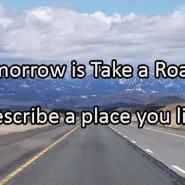 Writing Prompt for June 20: Road Trip
