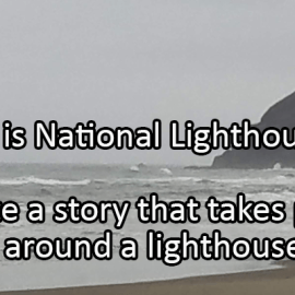 Writing Prompt for August 7: Lighthouse Day