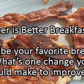 Writing Prompt for September 2: Breakfast