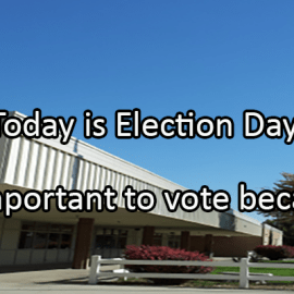 Writing Prompt for November 5: Election Day