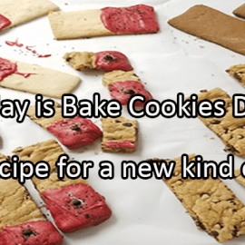 Writing Prompt for December 18: Cookies