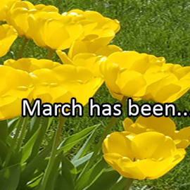Writing Prompt for March 31: March
