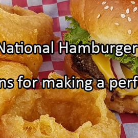 Writing Prompt for May 25: Burgers!