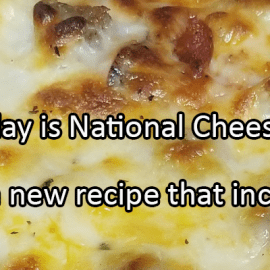 Writing Prompt for June 4: Cheese!