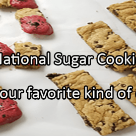 Writing Prompt for July 9: Cookies