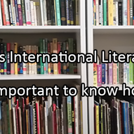 Writing Prompt for September 8: Literacy