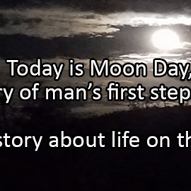 Writing Prompt for July 20: Moon Landing