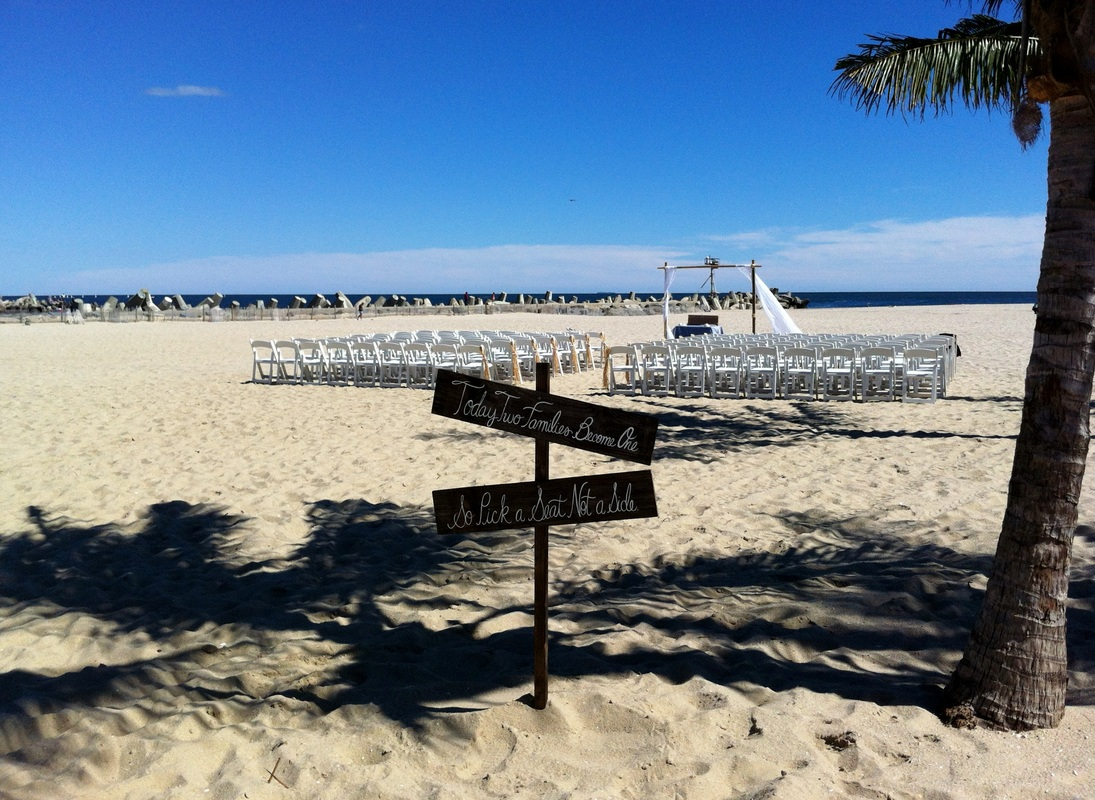Jersey S Beach Weddings How To Have