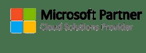 Microsoft Partner - Cloud Solution Provider