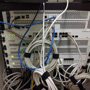 Fortinet Hardware Installation