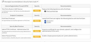 FortiOS 5.4.2 Best Practice Panel