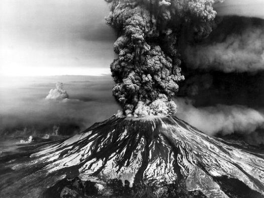1980 Mt. St. Helens Eruption