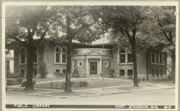 Photo of 1916 building