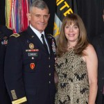 Lt General Bob and Shelly Caslen