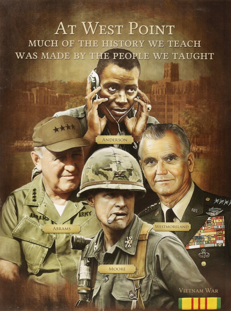 USMA History Department Poster