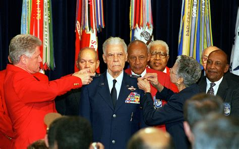 General Davis Promotion