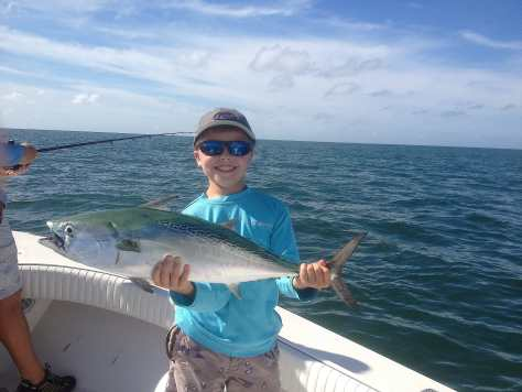 Will & Bonita, Blind Pass, Fort Myers, Sanibel & Captiva Charters & Fishing Guide Service.