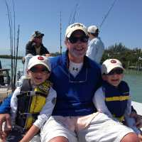 Fort Myers: 4/2/13 Fort Myers Fishing Report ~ heavy morning fog burned off into nice day