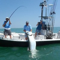 1-12-14, Fort Myers Fishing Report: Tarpon Fishing, Boca Grande ~ #FortMyersFishing