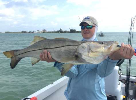 Fort Myers Fishing Report, Sunday, 5/31/15: Big Snook ~ #FortMyers.