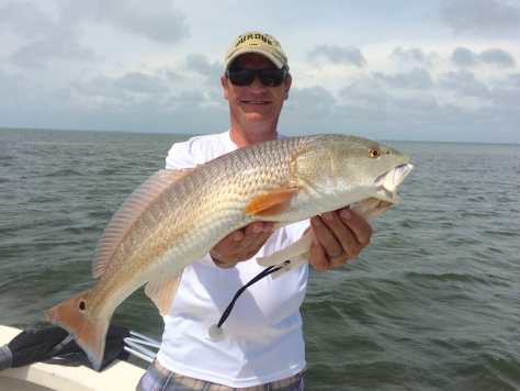 Fort Myers Fishing Report, Redfish, Saturday, May 28, 2016.