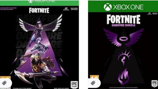 Fortnite Darkfire Bundle Xbox Code   Fortnite 2FA