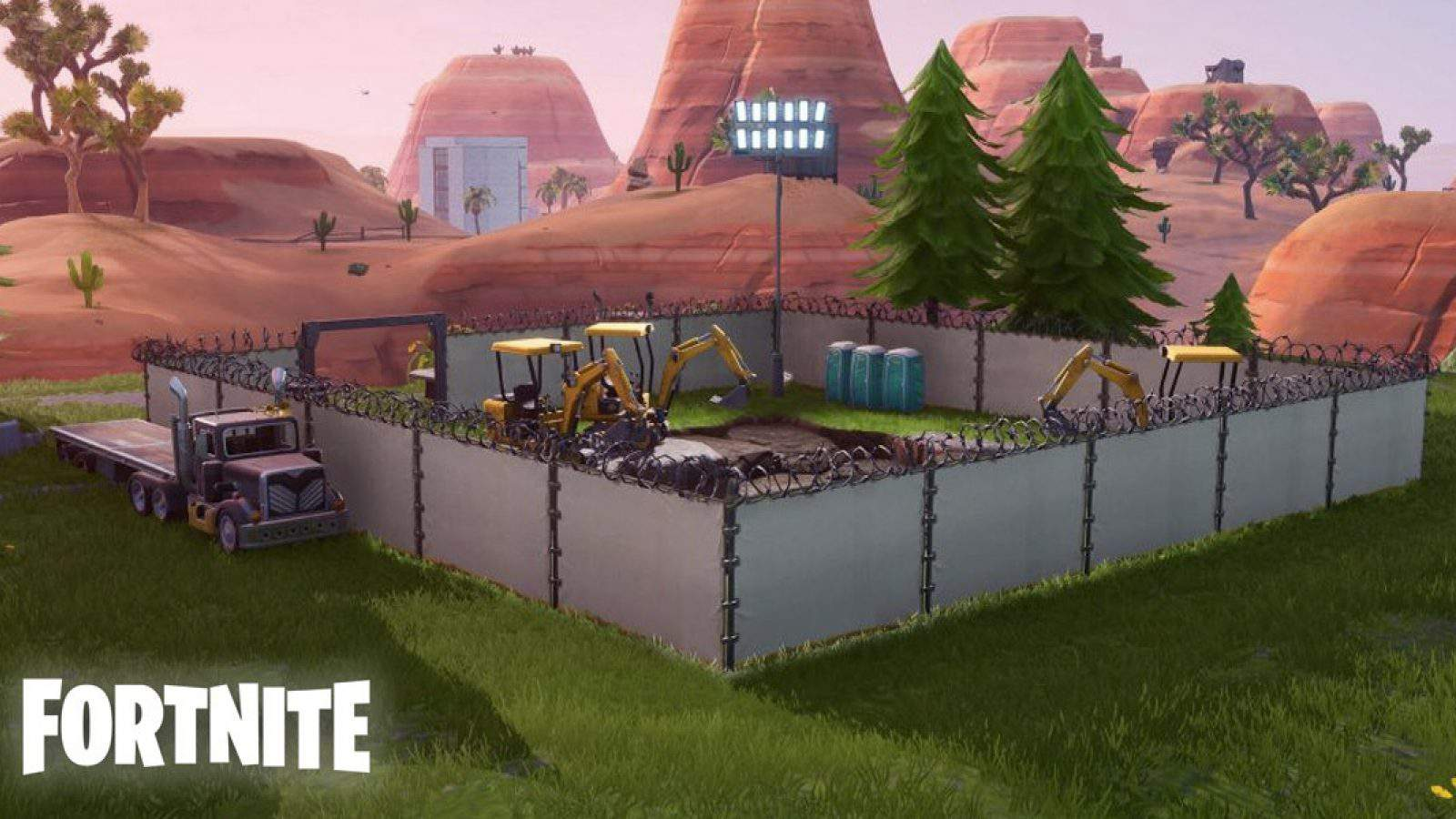 More Fortnite map changes coming following Dusty Divot dig