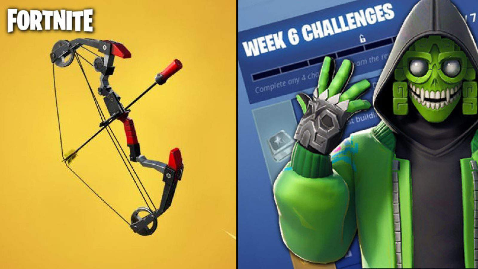 Fortnite Challenges For Week 6 Of Season 8 Have Been Leaked
