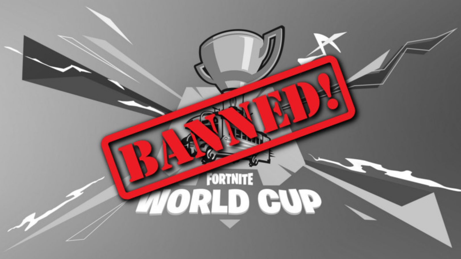 with just one qualifier tournament for the world cup in the books so far already a stunning amount of fortnite battle royale accounts have been banned for - when is the fortnite world cup qualifiers end