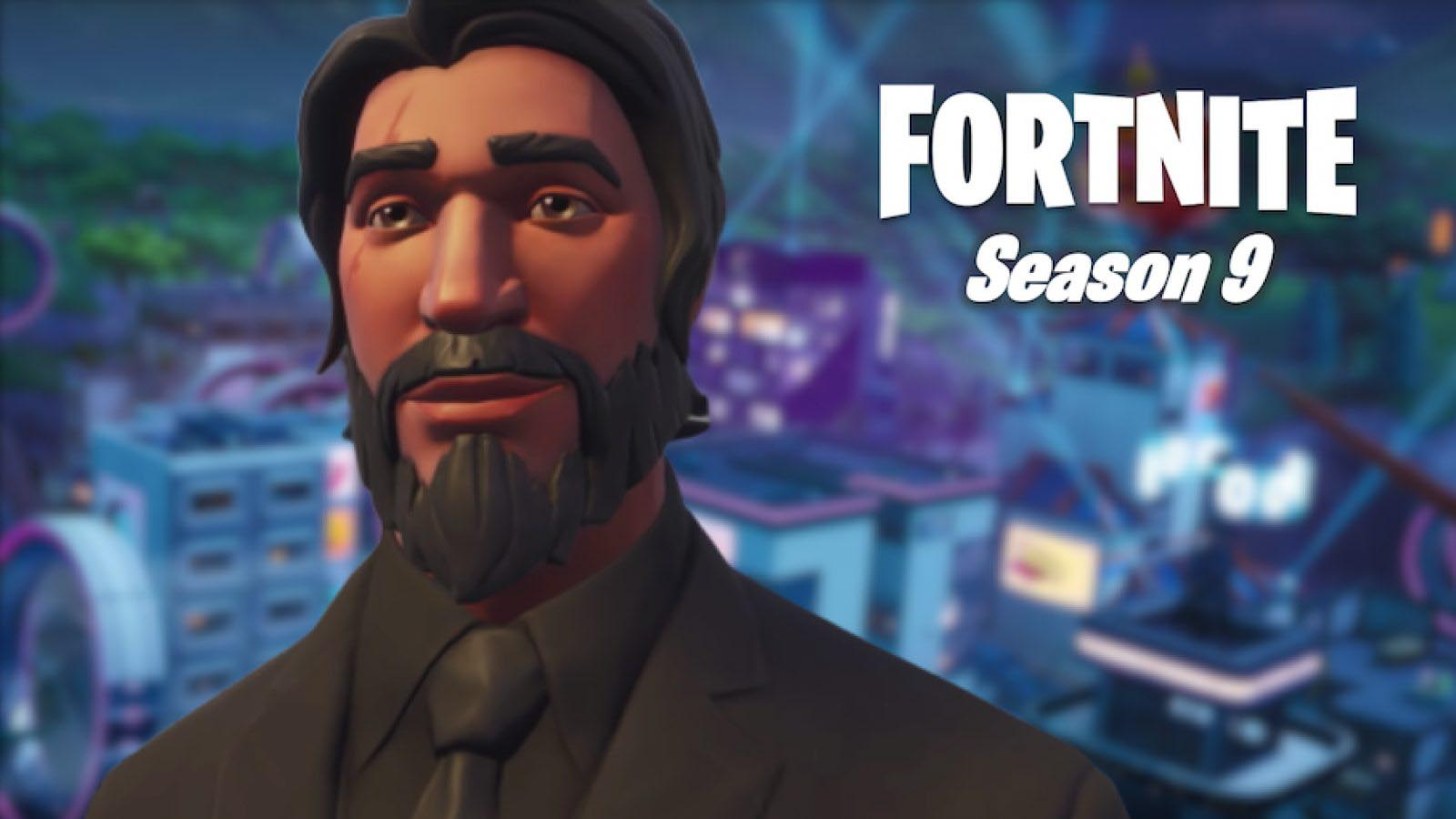 Everything we know about the possible Fortnite Battle Royale John
