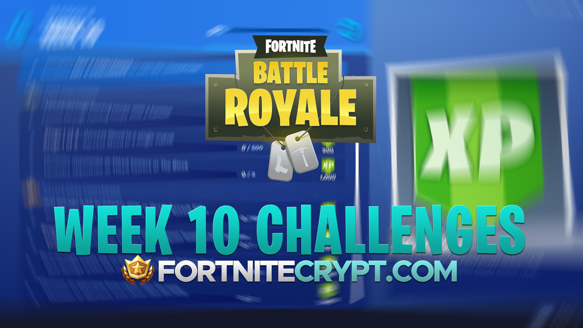 Fortnite Season 8 Week 10 Challenges And How To Complete Them