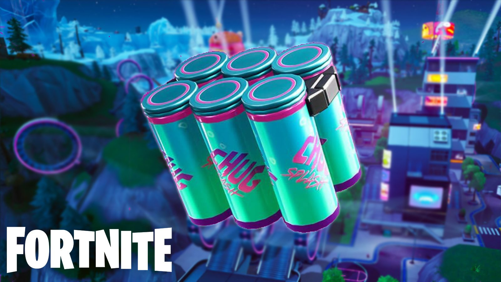 Fortnite V9 30 Patch Notes Chug Splash Boom Bow Vaulted And More