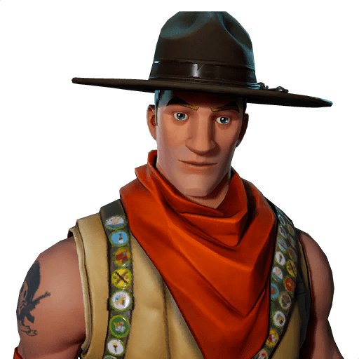 Rare Munitions Expert Outfit Fortnite Cosmetic