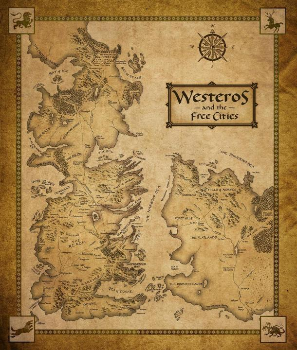 Game of Thrones: The History of the Houses of Westeros