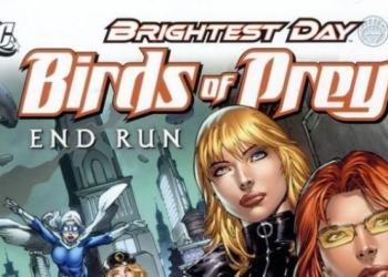 Birds of Prey - End Run
