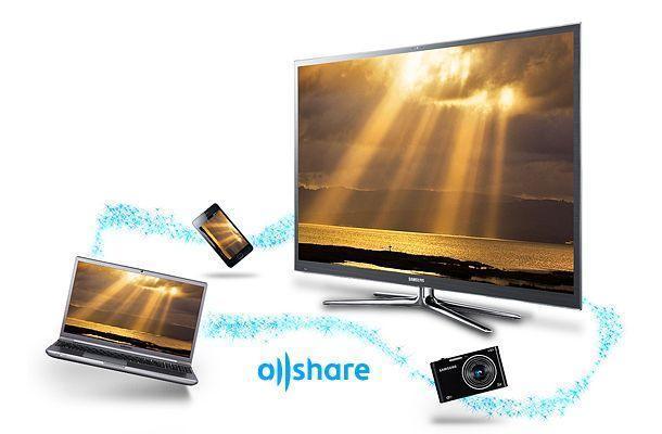 Samsung 6200 46 LED - Allshare