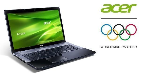 Acer Aspire V3 - Header
