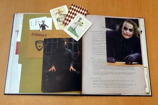 Dark knight Manual review