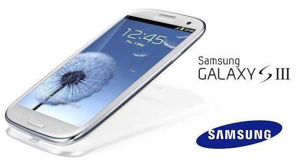 Samsung Galaxy SIII - Header
