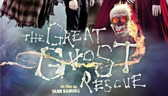 The Great Ghost Rescue movie review