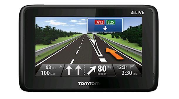 TomTom Go Live 1005 - Front