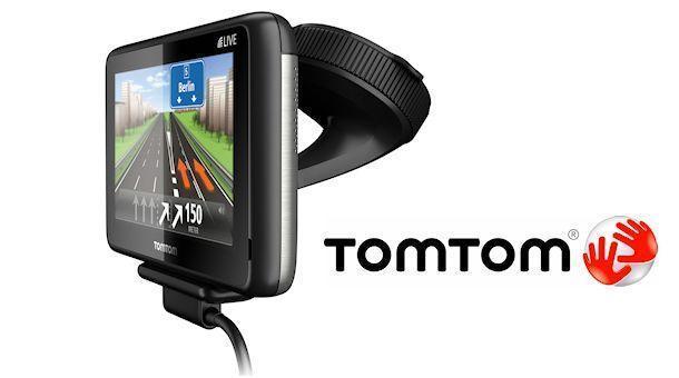 TomTom Go Live 1005 - Header