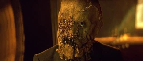 The Dark Knight Trilogy batman begins scarecrow
