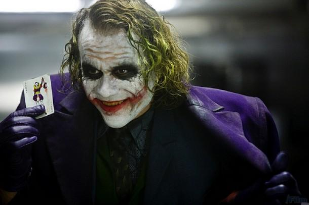 The Dark Knight Trilogy joker dark knight