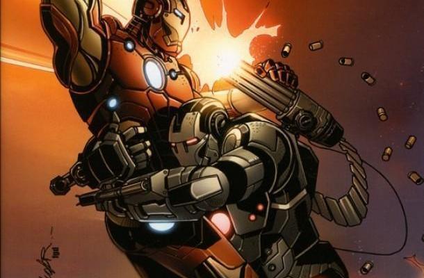 invincible iron man vol 9